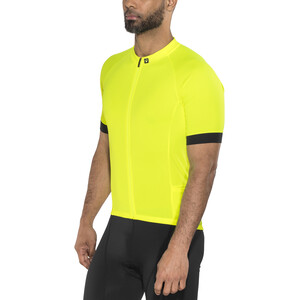 Bontrager Circuit Jersey Herr visibility yellow visibility yellow