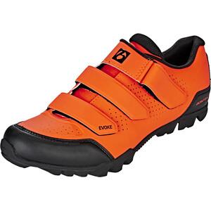 Bontrager Evoke MTB Schuhe Herren blaze orange blaze orange