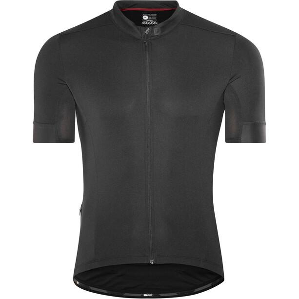 Bontrager Velocis Cycling Kurzarm Trikot Herren black