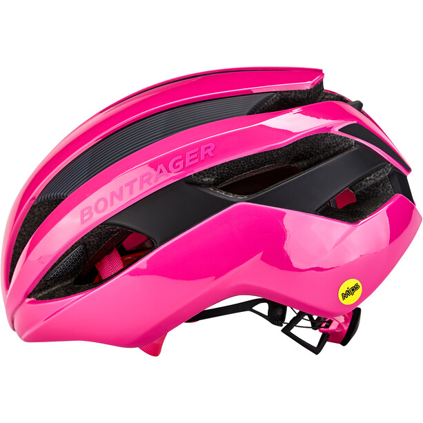 Bontrager Velocis MIPS CE Helm Damen vice pink