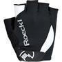 Roeckl Baku Handschuhe schwarz/weiß