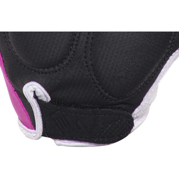 Roeckl Bologna Handschuhe weiß/pink