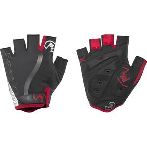 Roeckl Ivica Handschuhe schwarz/rot schwarz/rot