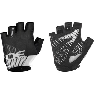 Roeckl Idro Handschuhe schwarz/weiß schwarz/weiß