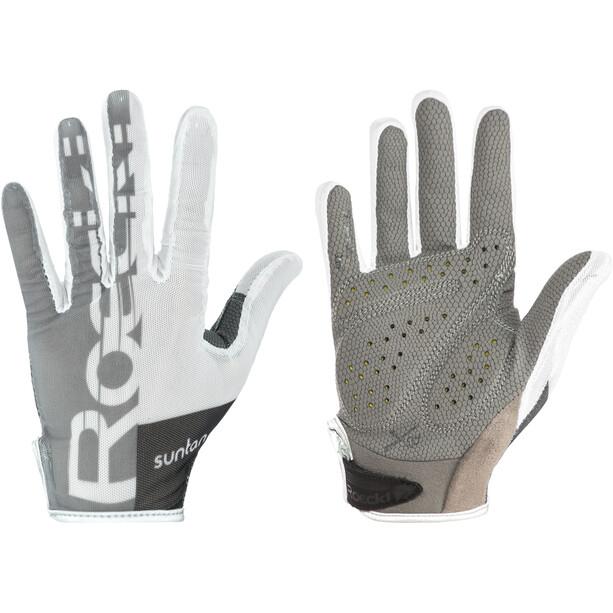Roeckl Meran Handschuhe weiß/grau
