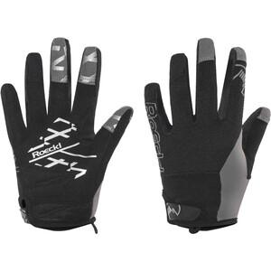 Roeckl Malix Junior Handschuhe Kinder schwarz schwarz
