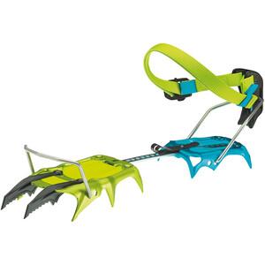Edelrid Beast Lite Steigeisen grün/blau grün/blau