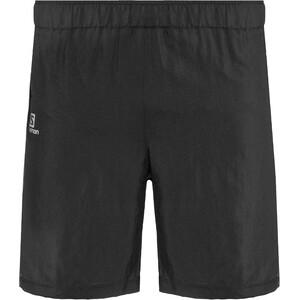 """Salomon Agile Shorts 7"""" Herren black black"""