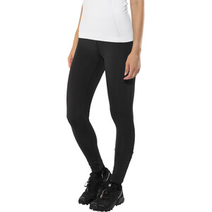 Salomon Agile Long Tights Dam black black