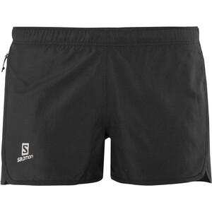 Salomon Agile Shorts Damen black black