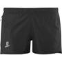 Salomon Agile Shorts Damen black