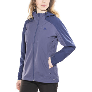 Salomon La Cote 2L Jacke Damen crown blue/medieval crown blue/medieval