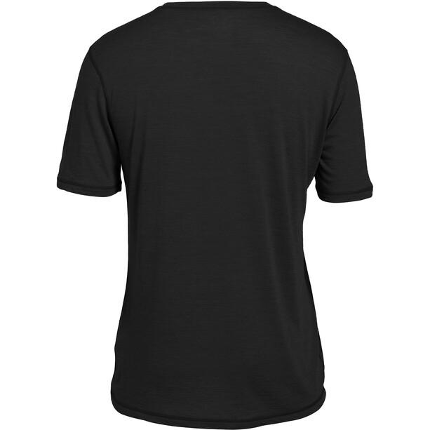 super.natural Base 140 T-Shirt Herren caviar