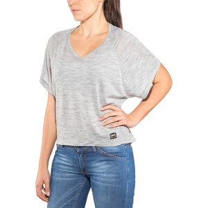 super.natural Motion Peyto T-Shirt Damen ash melange ash melange