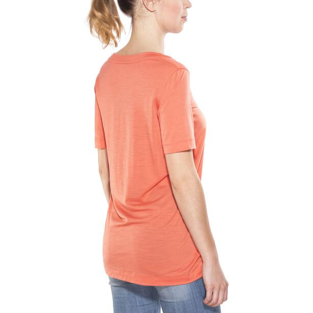 super.natural Oversize T-Shirt Damen blooming