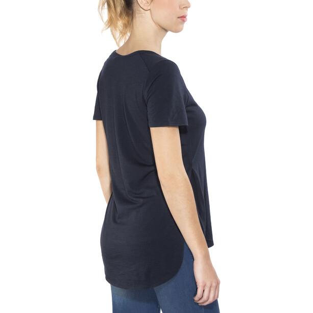super.natural Comfort Japan T-Shirt Damen navy blazer