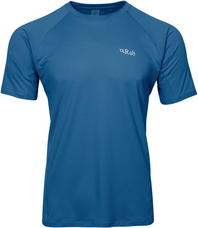 Rab Force SS Tee Herren ink Yoga Shirts XL QBU-55-IK-XL