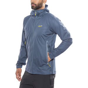 Rab Kinetic Plus Jacke Herren steel steel