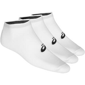 asics Ped Socken 3 Pack white white