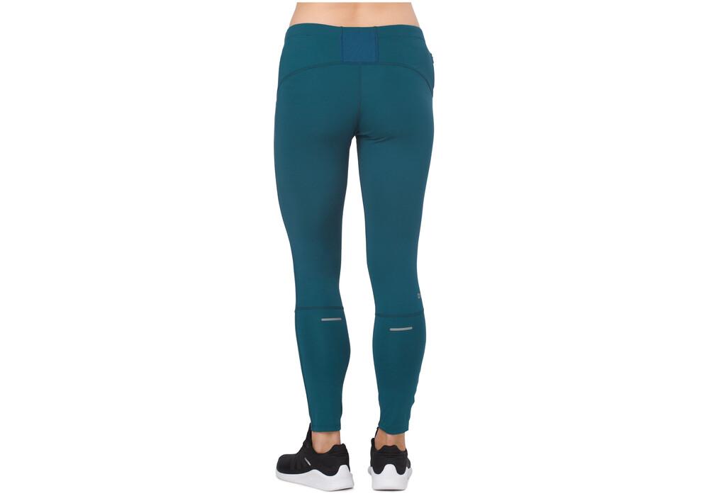 asics 7 8 tights pantalon running femme bleu boutique de v los en ligne. Black Bedroom Furniture Sets. Home Design Ideas