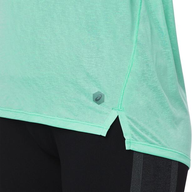 asics Cool Tank Top Damen opal green
