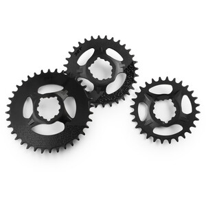 DARTMOOR Direct Intro Chainring ブラック