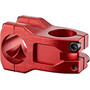 DARTMOOR Fury v.3 Potence à angle ajustable Ø31,8mm, rouge