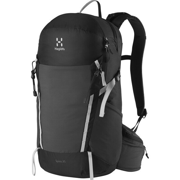 Haglöfs Spira 25 Backpack true black/flint