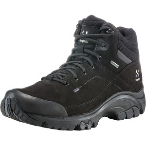 Haglöfs Ridge Mid GT Shoes Dame true black true black