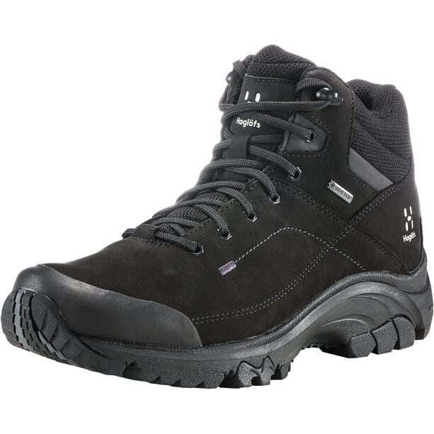Haglöfs Ridge Mid GT Shoes Dam true black