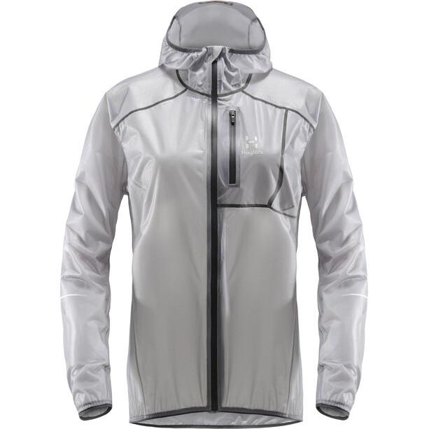 Haglöfs L.I.M Bield Jacket Dam grå