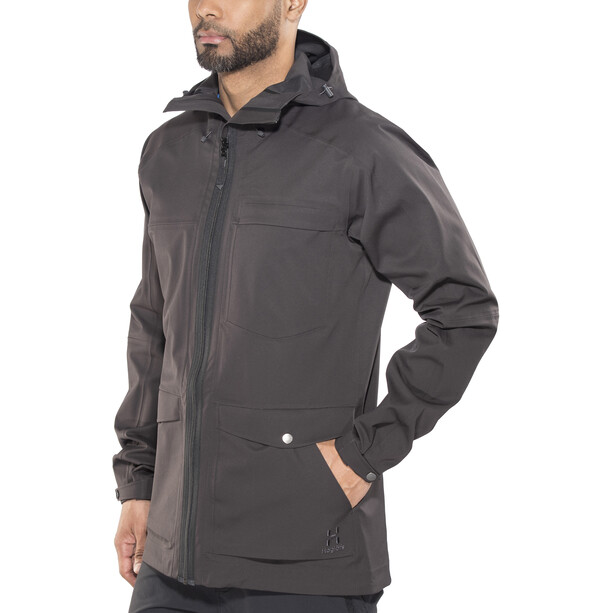 Haglöfs Eco Proof Jacket Herr slate