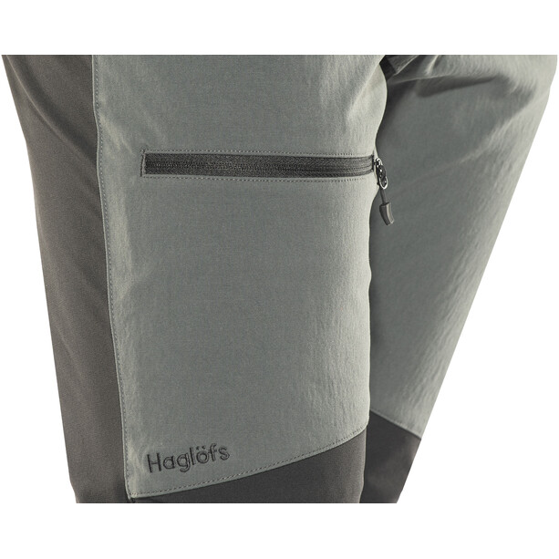 Haglöfs Rugged Flex Pants Herr magnetite/true black