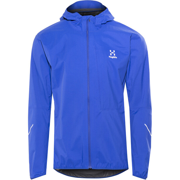 Haglöfs L.I.M Proof Jacket Herr cobalt blue