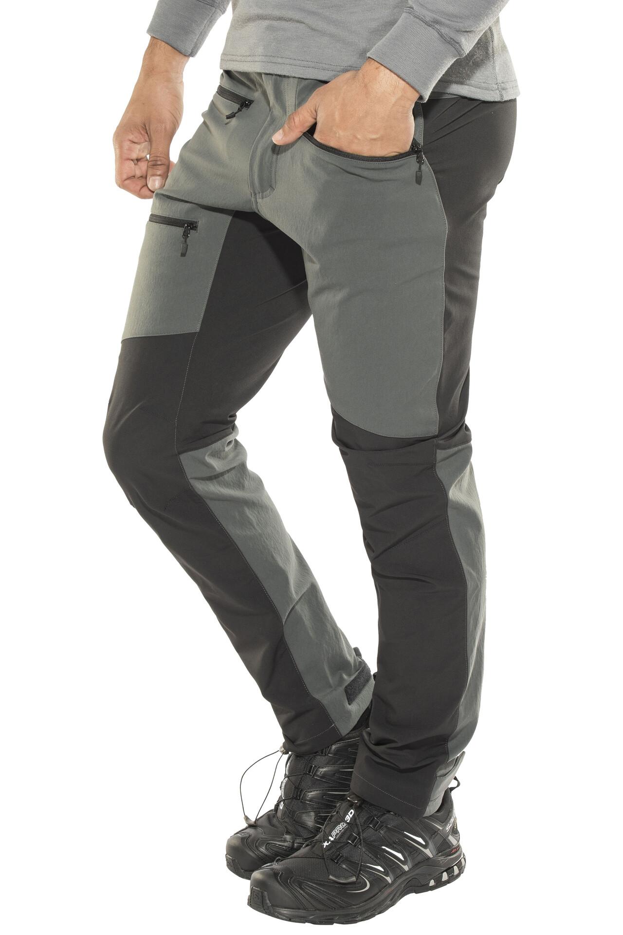 Haglöfs Mid Flex Pant Short  Kurzgröße  Trekking Herrenhose  schwarz