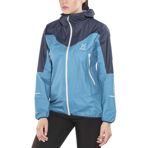 Haglöfs L.I.M Comp Jacke Damen blue fox/tarn blue blue fox/tarn blue