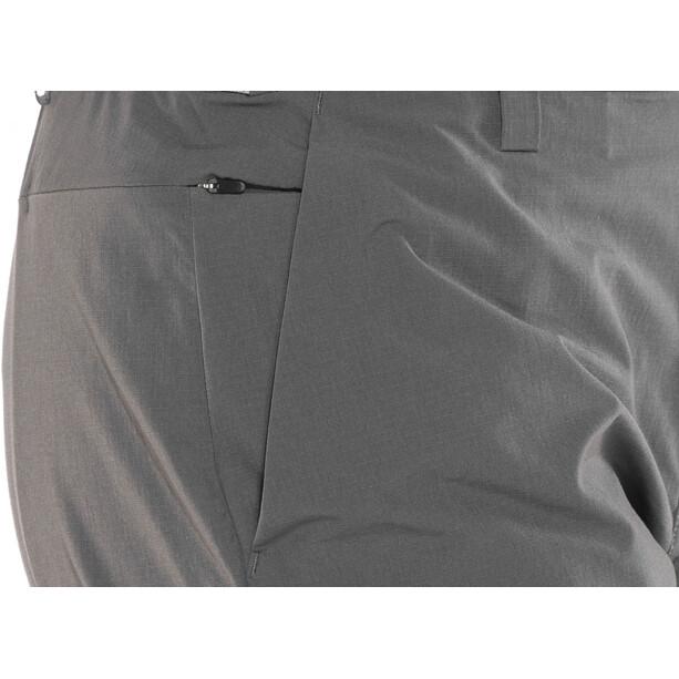 Haglöfs Amfibious Lange Shorts Damen magnetite