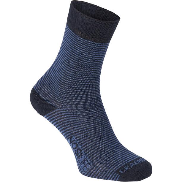 Craghoppers NosiLife Socken Twin Pack Damen blau/schwarz