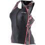 ORCA Core Support Top Damen black/pink