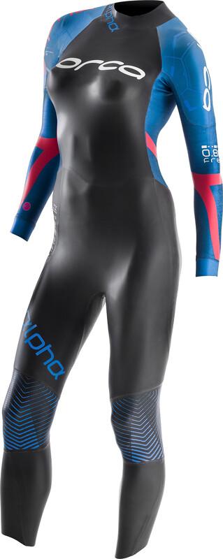 1.5 Alpha Fullsleeve Wetsuit Women black L 2018 Triathlonanzüge & Trisuits
