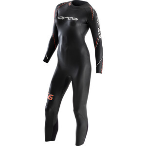 ORCA S6 Langarm Wetsuit Damen black black
