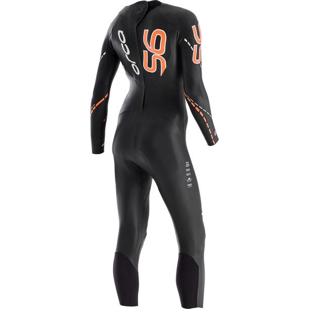 ORCA S6 Langarm Wetsuit Damen black