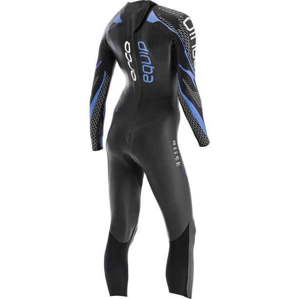ORCA Equip Langarm Wetsuit Damen black