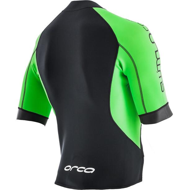 ORCA Swimrun Core Oberteil Herren schwarz/grün
