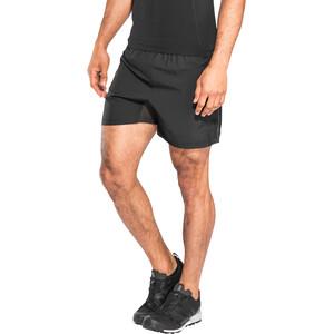 "Salomon Agile 5"" Shorts Herr black black"