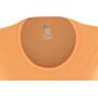 Salomon Agile SS Tee Dame Rosa/Orange