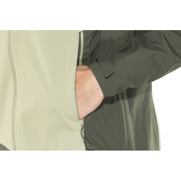 Salomon La Cote Stretch 2.5L Jacket Dam urban chic/shadow