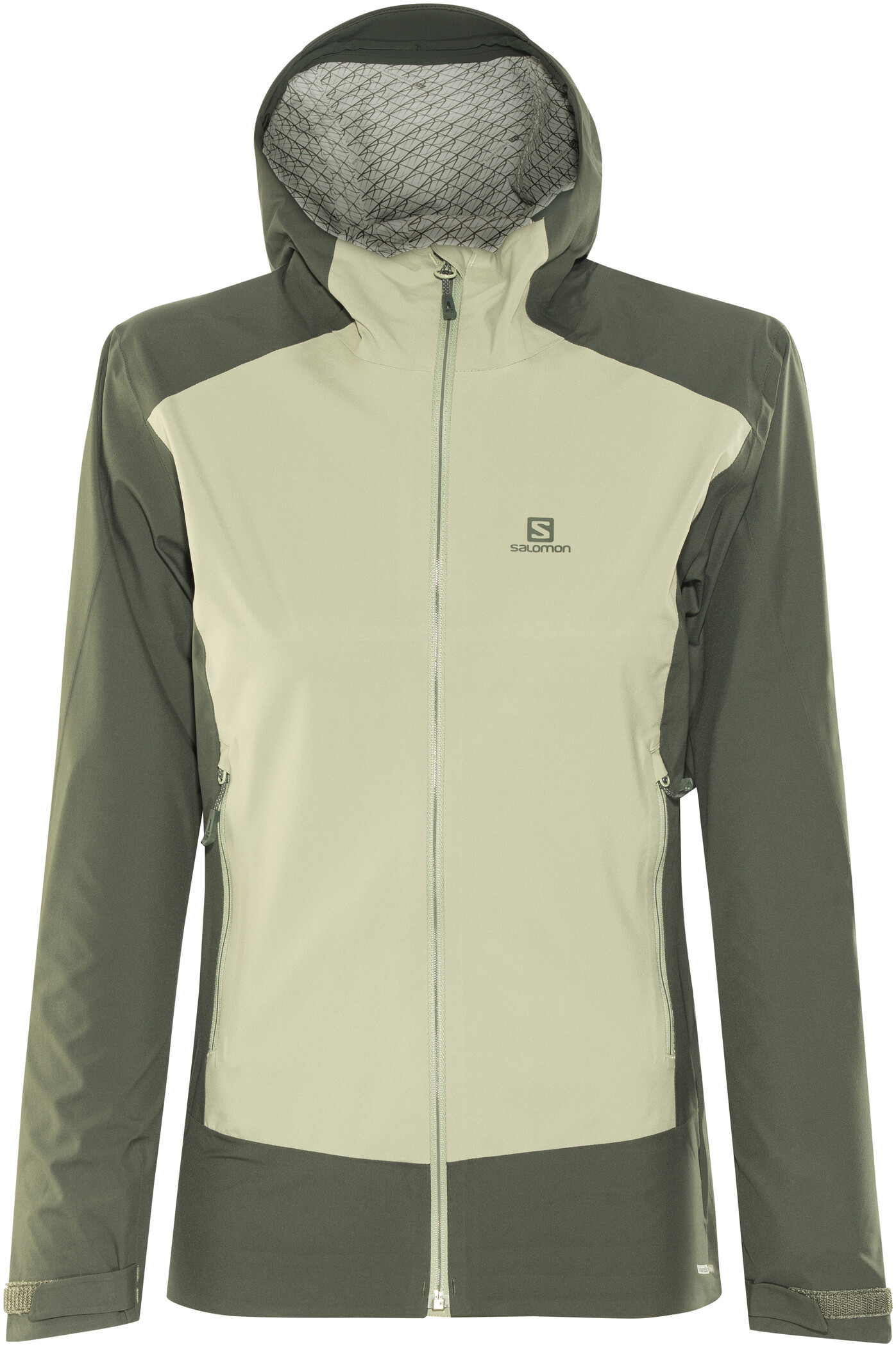 Salomon La Cote Stretch 2.5L Jacket Dam urban chicshadow