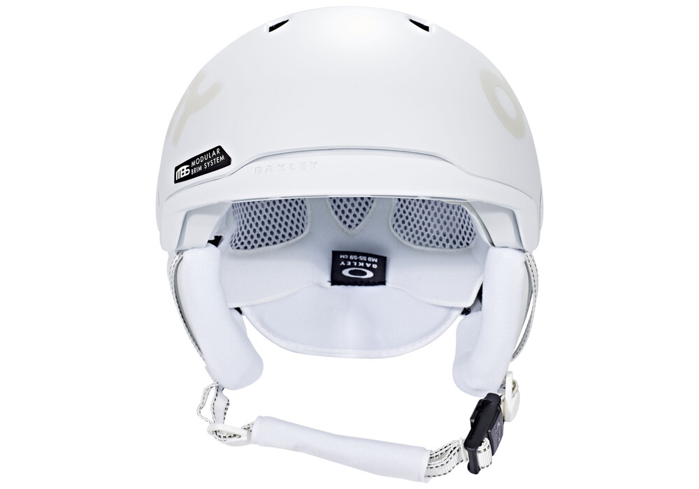 91684cc5d8 Oakley MOD3 Factory Pilot casco beige bianco su gallosalame.com