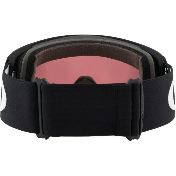 Oakley Line Miner XL Snow Goggles Men, musta/punainen